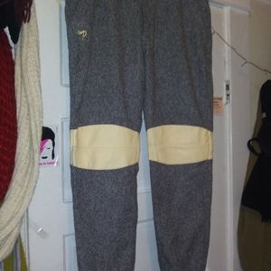 •¥°Pink×Dolphin°¥• Men's gray tweed bottoms - 38